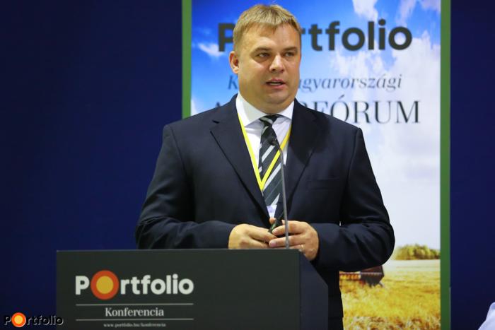 Szurovcsák András (ügyvezető igazgató, Szuro-Trade Cégcsoport): Zabtermesztés és feldolgozás újra gondolva – új perspektívák a növénytermesztésben