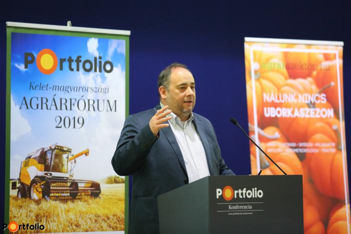 Papp Gergely (szakmai főigazgató-helyettes, Nemzeti Agrárgazdasági Kamara): Mit kell tenni a modern agráriumért? – Az agrárkamara stratégiai programcsomagja