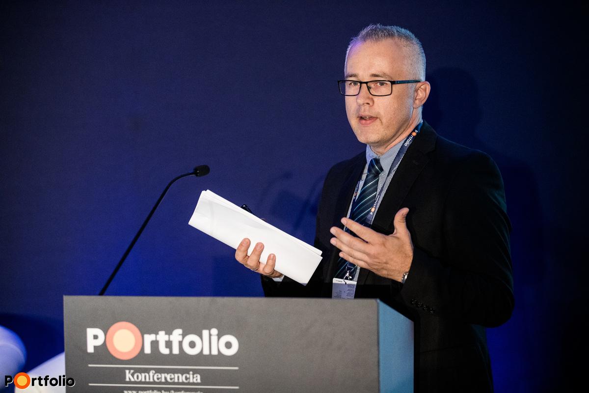 Beer Tamás (Regionális Finanszírozási vezető, Cargill Magyarország Zrt.): Finanszírozási lehetőségek a magyar takarmánypiacon avagy kockázatkezelési kihívások a Cargill Takarmány Zrt.-nél