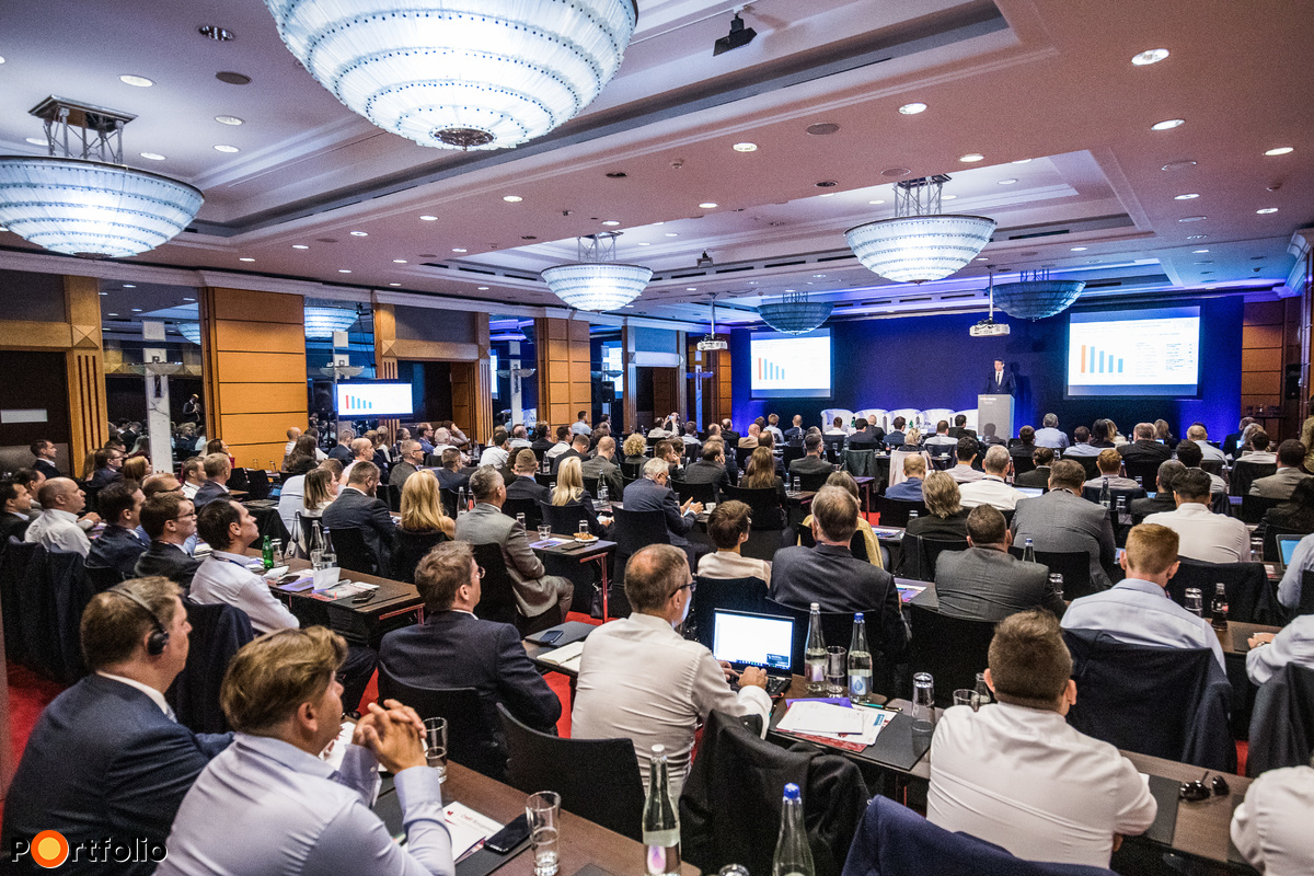 Near 190 participants attended Business and Finance Summit 2019 conference