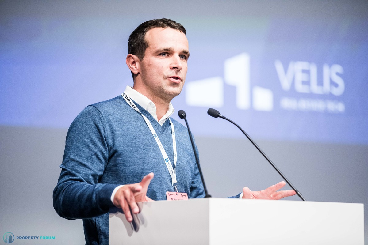 PropTech pitches: Adam Penkala (Velis Real Estate Tech)