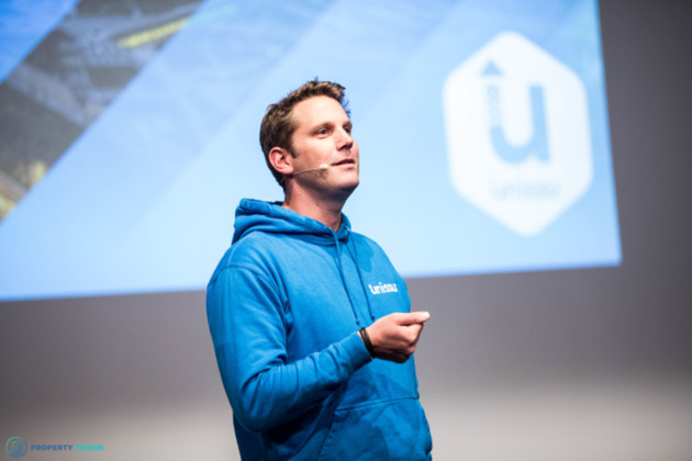 James Dearsley (Unissu) discussed new technologies changing the world of real estate