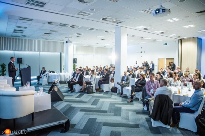 Több, mint 110 fő részvételével került megrendezésre a Portfolio-EOS Követeléskezelési trendek 2019 konferencia