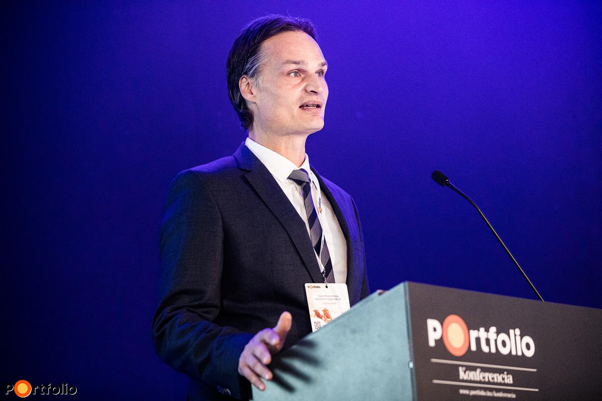 Péter Kadocsa (Chairman and CEO, Aegon Magyarország Befektetési Alapkezelő Zrt.): Keynote speech