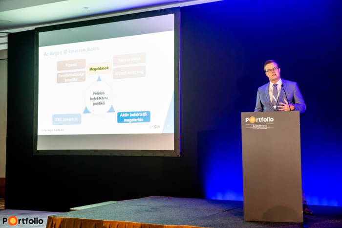 Szigetvári Dániel (részvényelemző, Aegon Alapkezelő): Új befektetés hódít: mit tud az ESG?