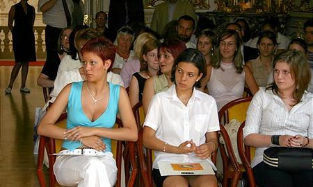 Szép közönség