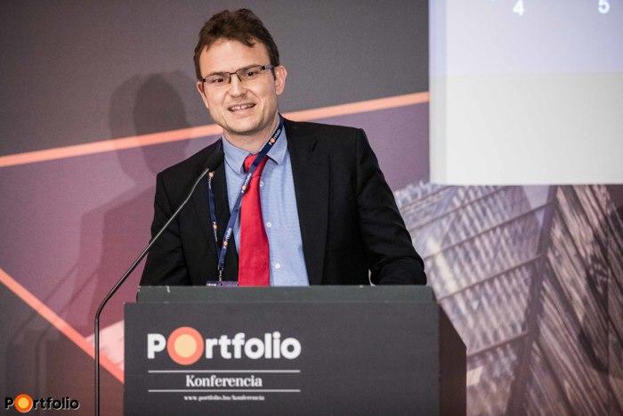 Jánoskuti Levente (Irodavezető Partner, McKinsey& Company, Budapest): Globális kihívások és legújabb trendek a bankszektorban