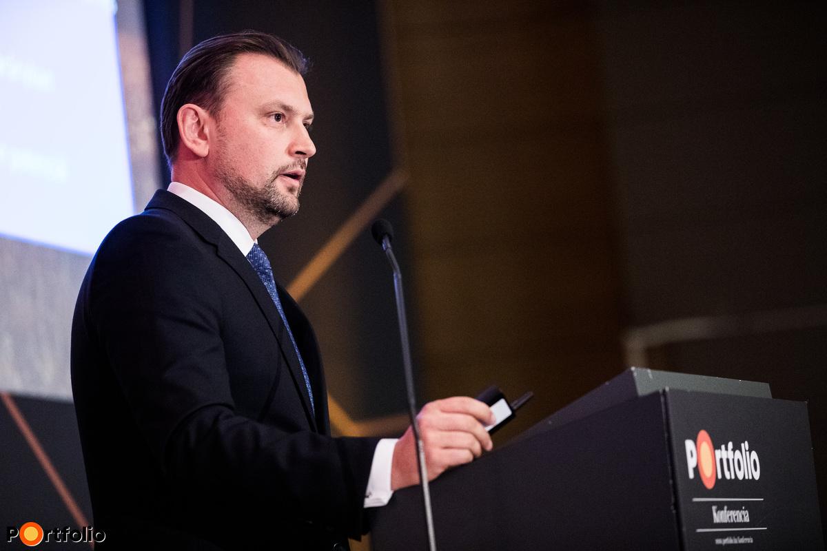 Dr. Ascsillán Endre (alelnök, GE Magyaország): Lokálisból globális – lehetőségek a hazai beszállítói bázis számára