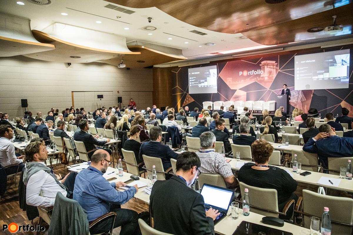 Több, mint 200 fő részvételével került megrendezésre a Hiventures - Portfolio KKV Tőkefinanszírozás 2019 konferencia