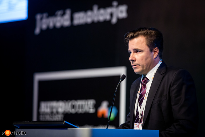 Balázs Kováts-Megyesi (Managing director, Plant Design Kft.): Digitalization in the gas, oil and chemical industry