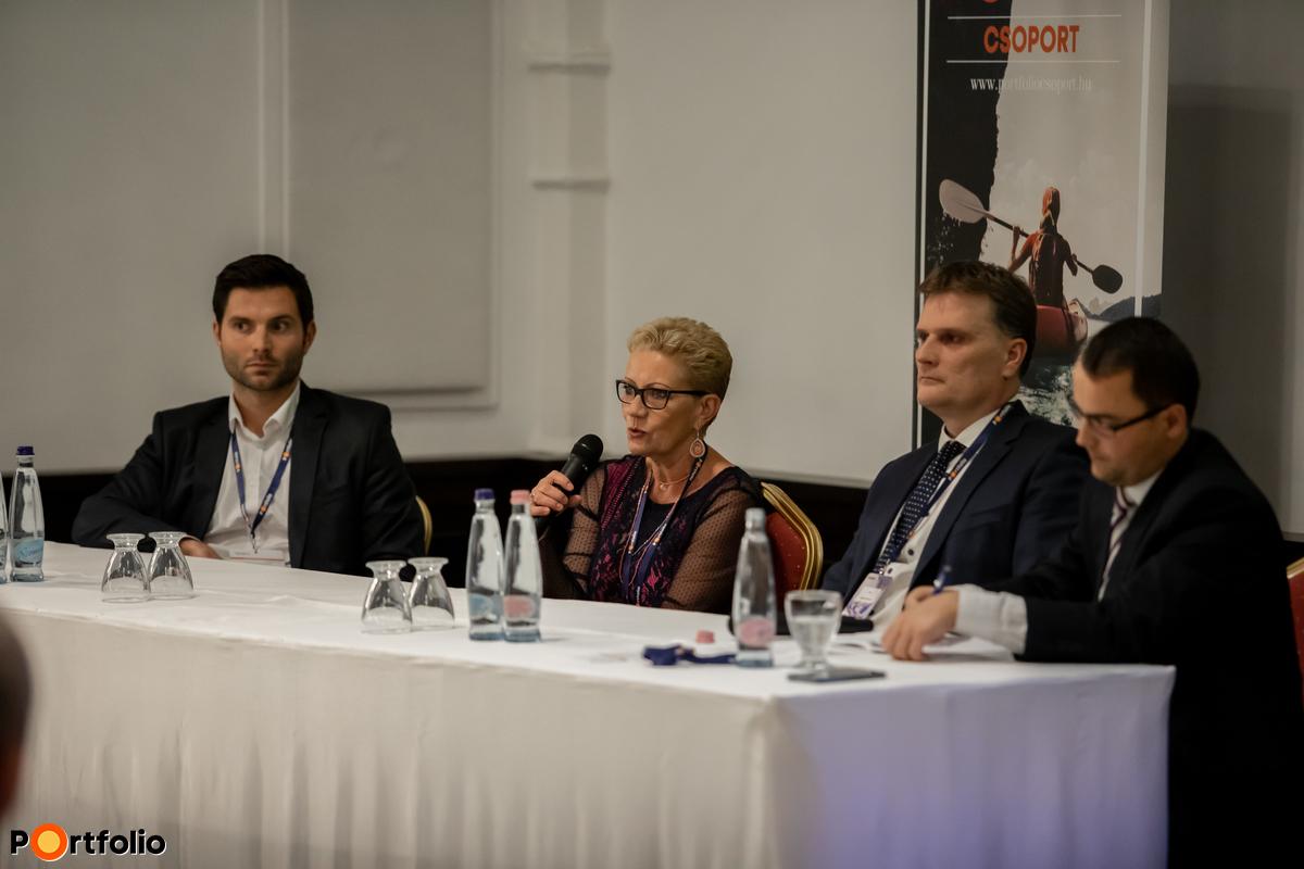 Vállalatfinanszírozási lehetőségek 2019-2021 között – Panelbeszélgetés gyakorlati példák segítségével