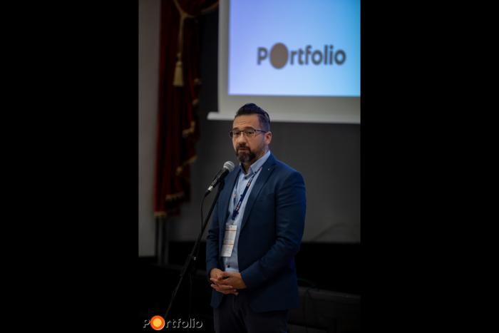 Szabó Gergely, cégvezető, Miskolc Motors - köszöntő