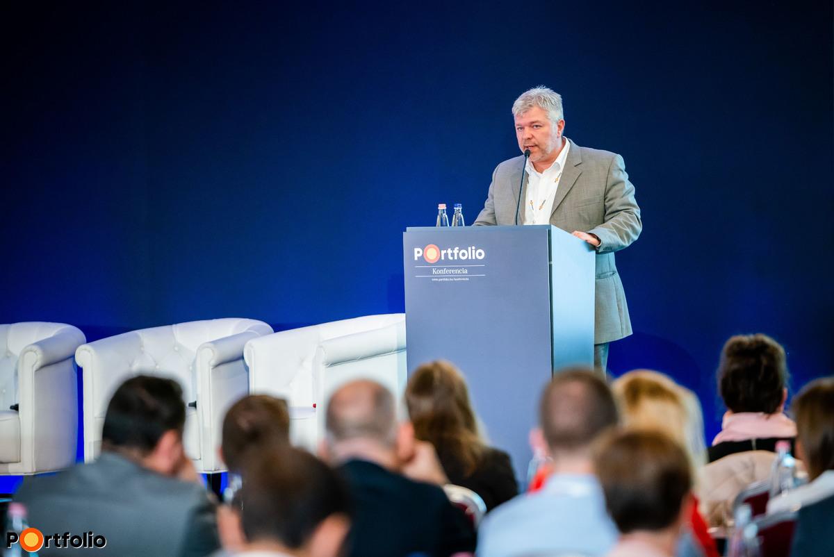 Medvegy Zoltán (műszaki fejlesztési és karbantartási igazgató, Budapesti Távhőszolgáltató Zrt.): A hőpiaci verseny lehetőségei