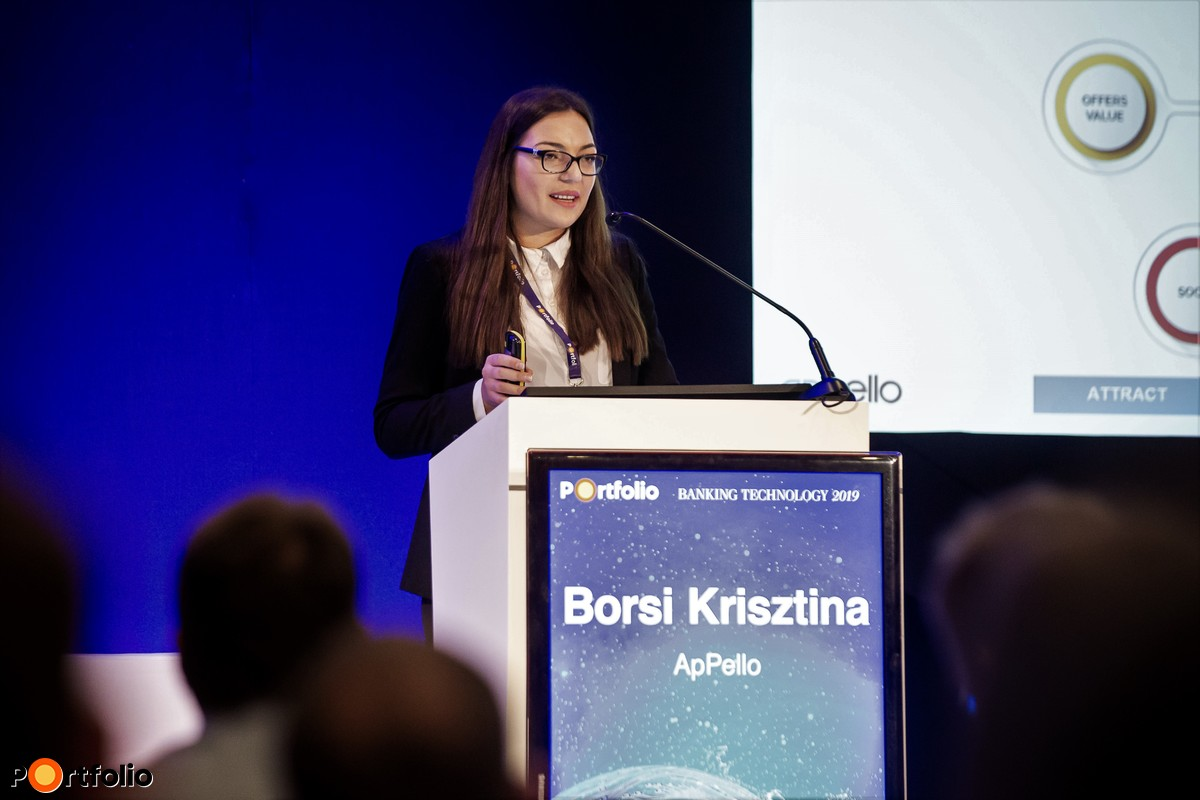 Krisztina Borsi (Business Analyst, ApPello): Understanding Generation Z - both as digital customers and as employees