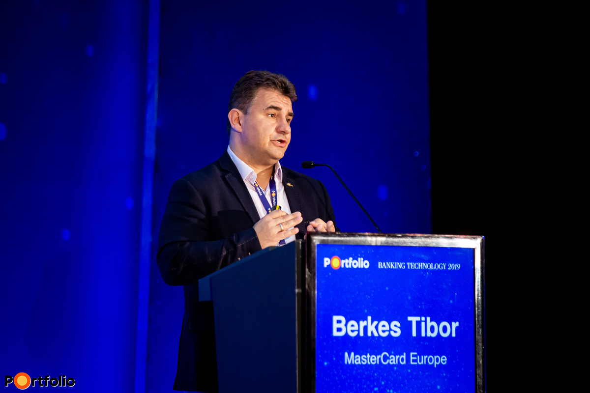 Tibor Berkes (Business Development Director, MasterCard Europe): Open Banking in Hungary