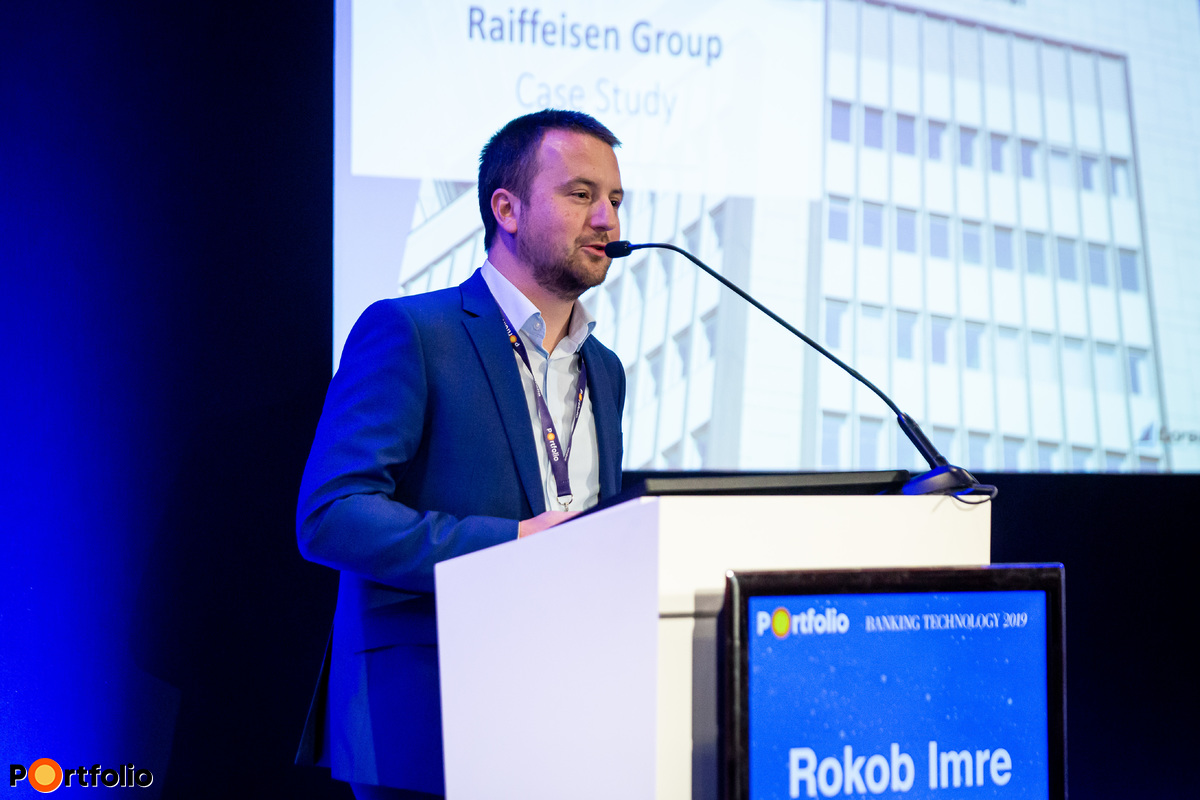 Imre Rokob (Business Development Director, Dorsum): Digital wealth management in CEE - Case study
