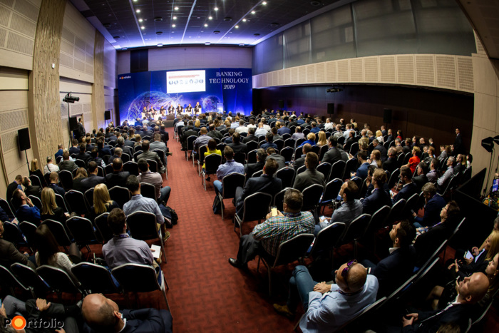 Over 350 participants attended Banking Technology 2019 conference