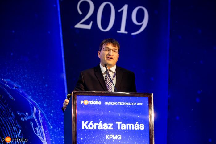 Kórász Tamás (Partner, KPMG): Panelfelvezető előadás: A digitalizáció új hullámai
