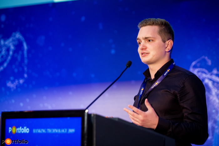 Radák Benc (alapító CEO, Salarify): Fintech pitch