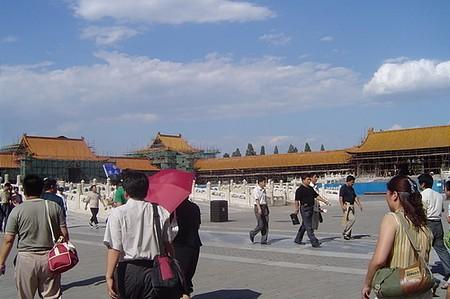 A turisztikai látványosságokat a pekingi olimpiára újítják fel