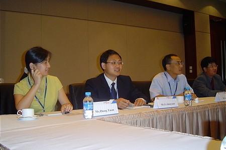 Huawei sajtótájékoztató
