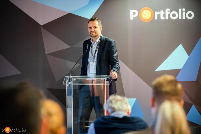 Marek Winkler (Senior Manager, Accenture): Út a felhőfókuszú megoldásoktól a hibrid megoldásokig