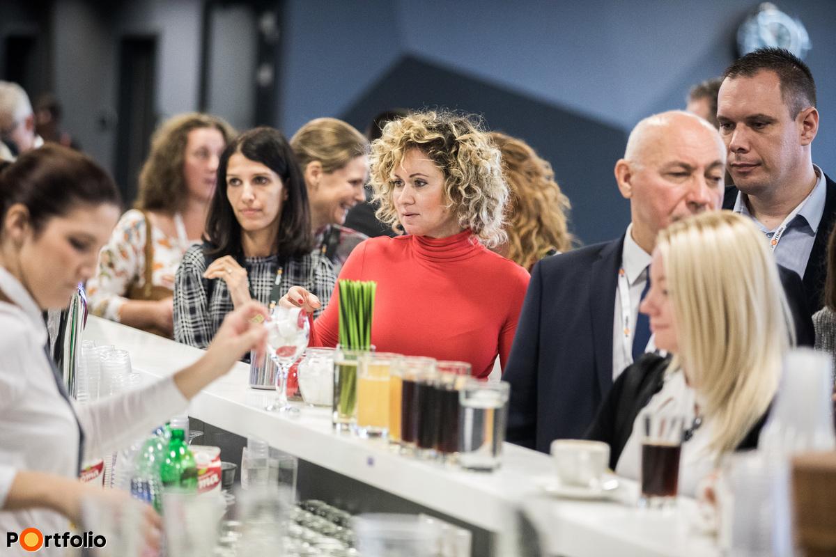 Kávészünet és Networking - Café Lounge powered by MVM