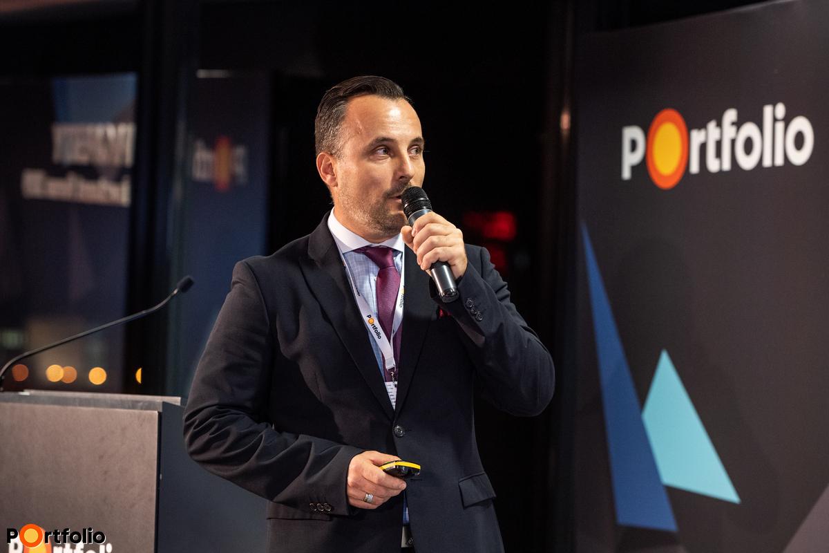 Nagy Iván (Development Director, CPI Hungary): New Age