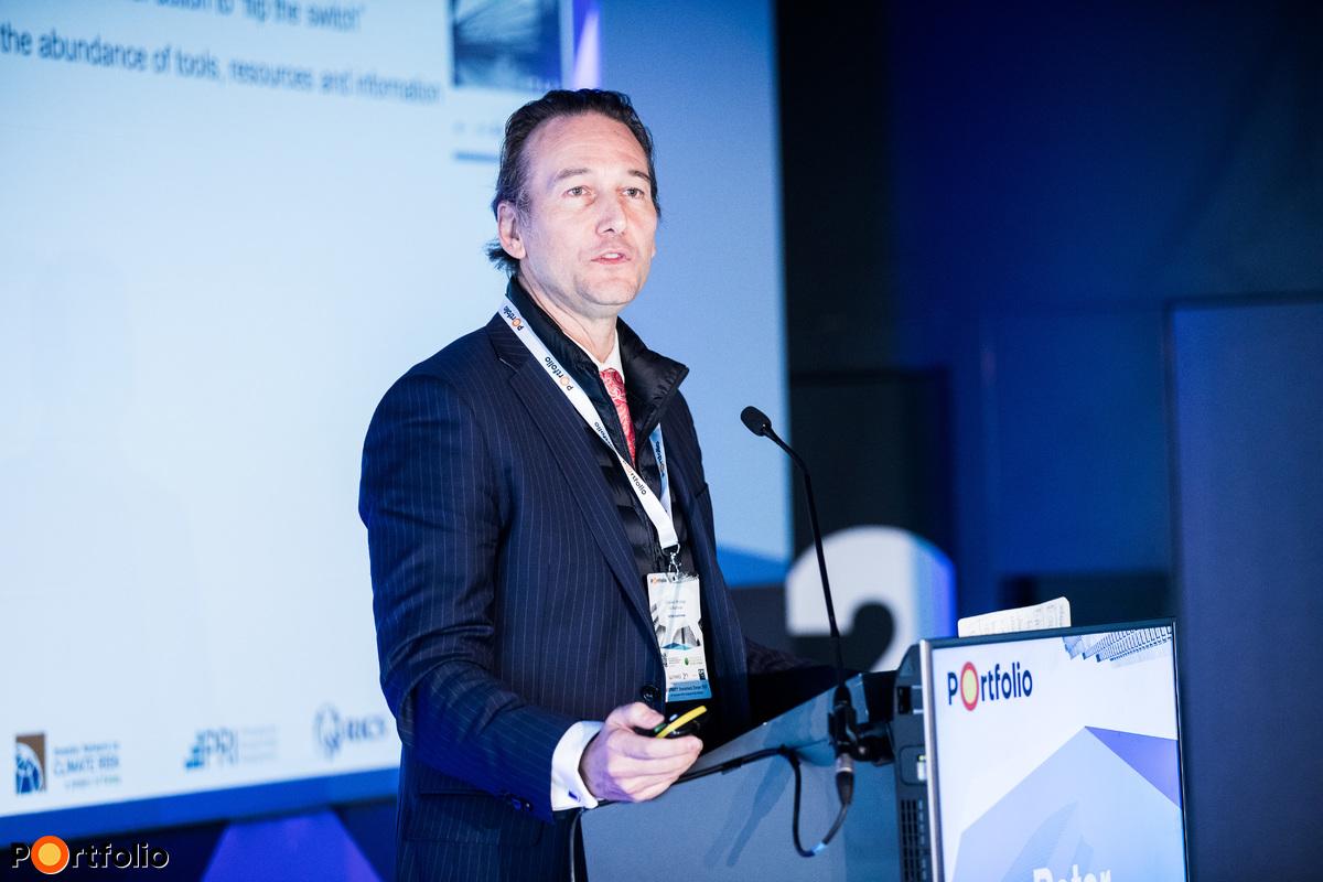 Peter Sweatman (Chief Executive, Climate Strategy & Partners): Keynote speech