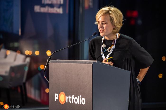 Hancz Anita (irodafejlesztésekért felelős értékesítési vezető, Wing Zrt.): Tech-mennyország a Hungárián: Gizella Loft