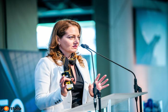 Buday-Malik Adrienn (innovációért felelős igazgató, ÉMI Nonprofit Kft.): Innovációs együttműködésekkel a fenntarthatóságért – az építéságazat jó gyakorlatai
