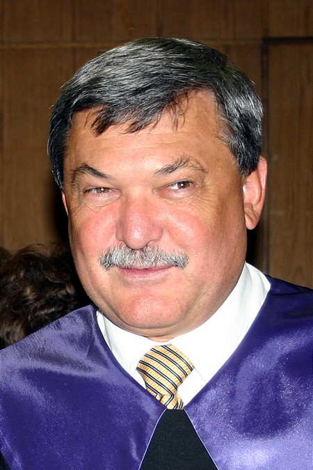 Csányi Sándor, a Budapesti Corvinus Egyetem díszpolgára