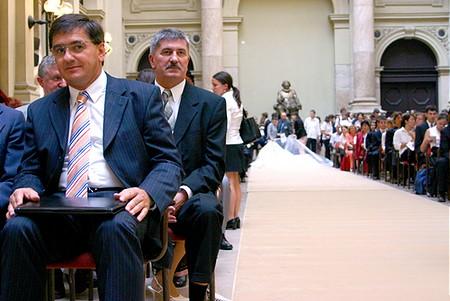 Veres János, pénzügyminiszter