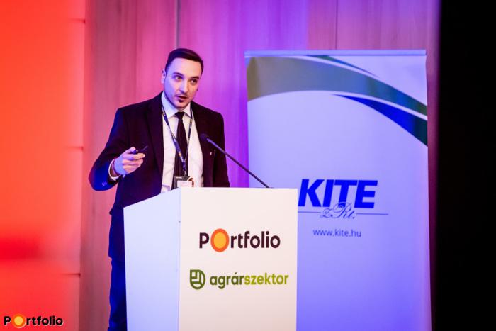Okvátovity István (térinformatikai fejlesztő, Axiál Kft.): A korszerű IT- és térinformatikai megoldások jelentősége a szakszerű precíziós gazdálkodásban