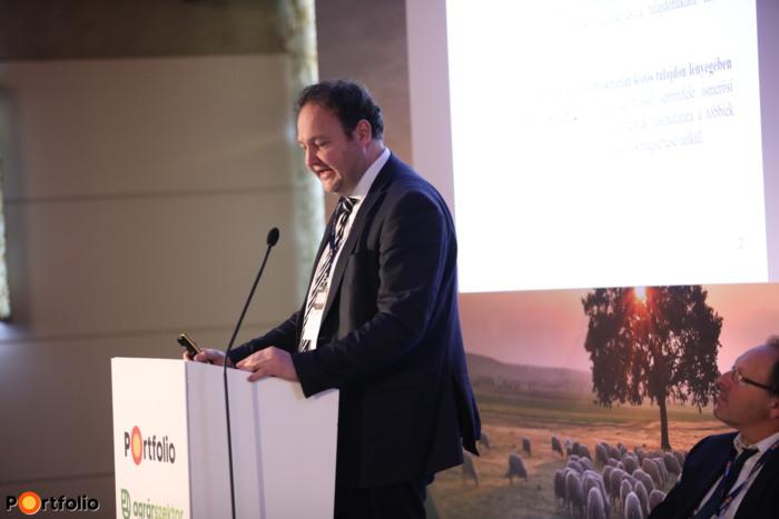 Andréka Tamás (főosztályvezető, Agrárminisztérium): A birtokpolitikai jogszabályok aktuális változásai