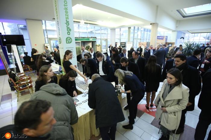 Több mint 1000 fő részvételével került megrendezésre az Agrárszektor konferencia az Azúr Hotelben, Siófokon