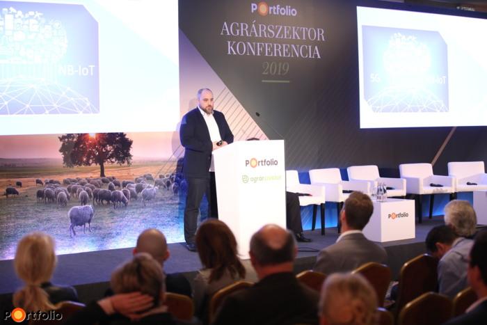 Falvay Levente (M2M&IOT Account Manager, Telenor Magyarország): 5G-IoT – Innováció az állattenyésztésben