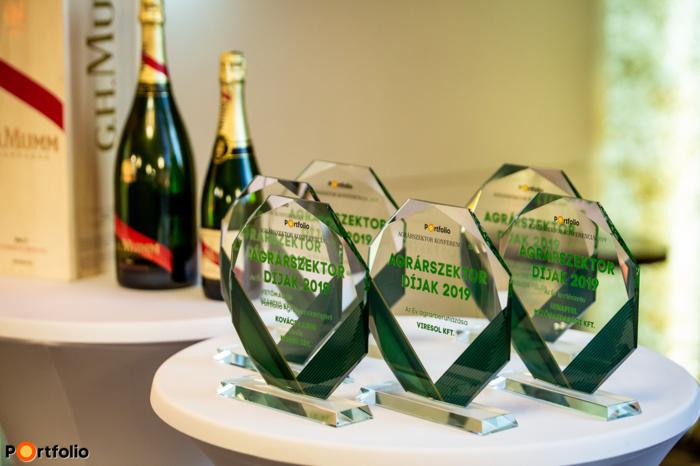 Agrárszektor 2019 - díjak