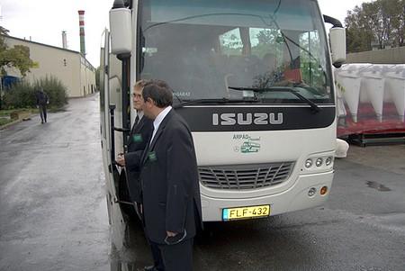 Ez nem NABI busz (nincsenek véletlenek)