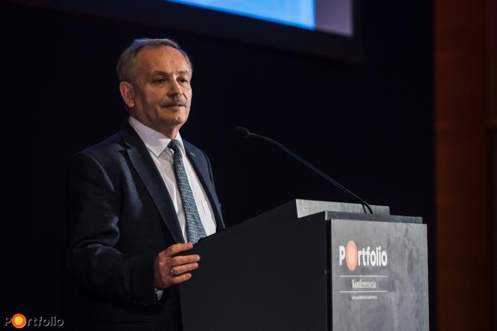 Koji László (elnök, ÉVOSZ): Szintet kell lépni!  Súlyponti problémák és megoldási lehetőségek, vállalkozói oldalról