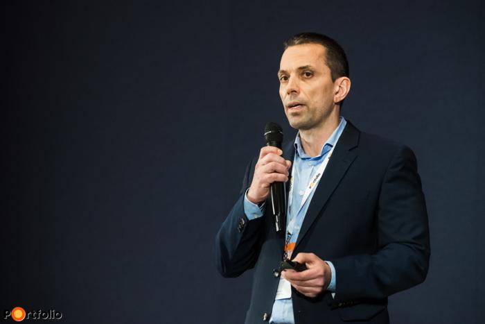 Gáll Péter (tulajdonos-ügyvezető, TELL Software Hungária Kft.): Intelligens IoT megoldások építőipari környezetben