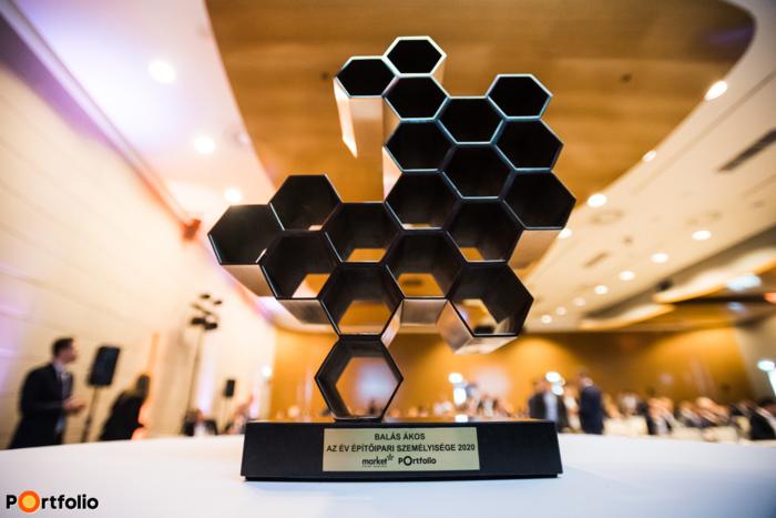 """""""Év Építőipari Személyisége"""" díj 2020-ban"""