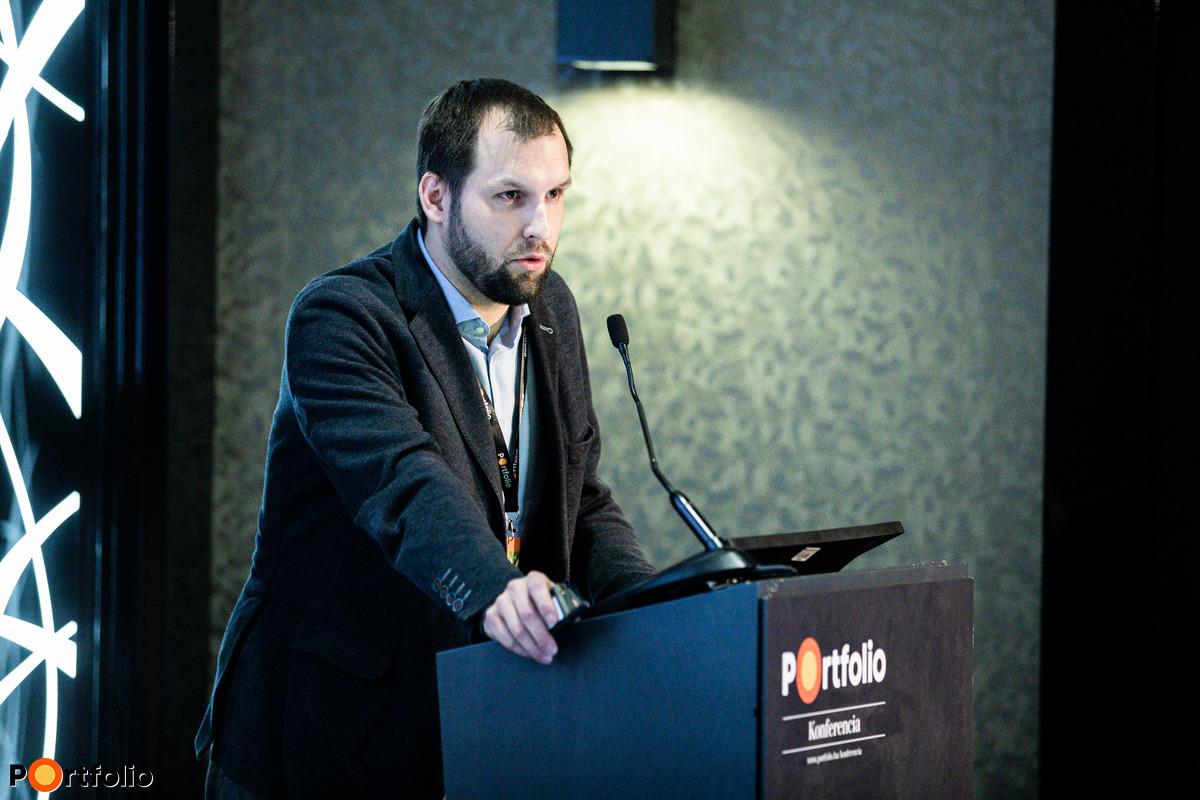 Štěpán Hluchý (ügyvezető igazgató, Biocont Laboratory spol s.r.o.n): What will the future offer for changing agriculture needs?