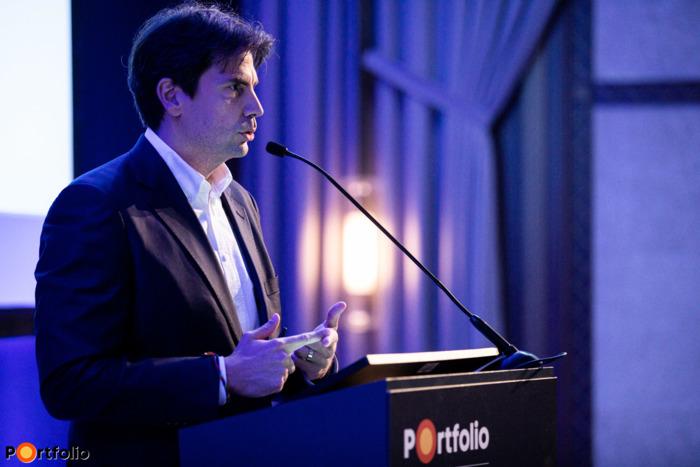 Krisztián Kurtisz (CEO, CHERRISK by UNIQA): Blockchain, AI, ecosystem: will we recognise insurance 10 years form now?