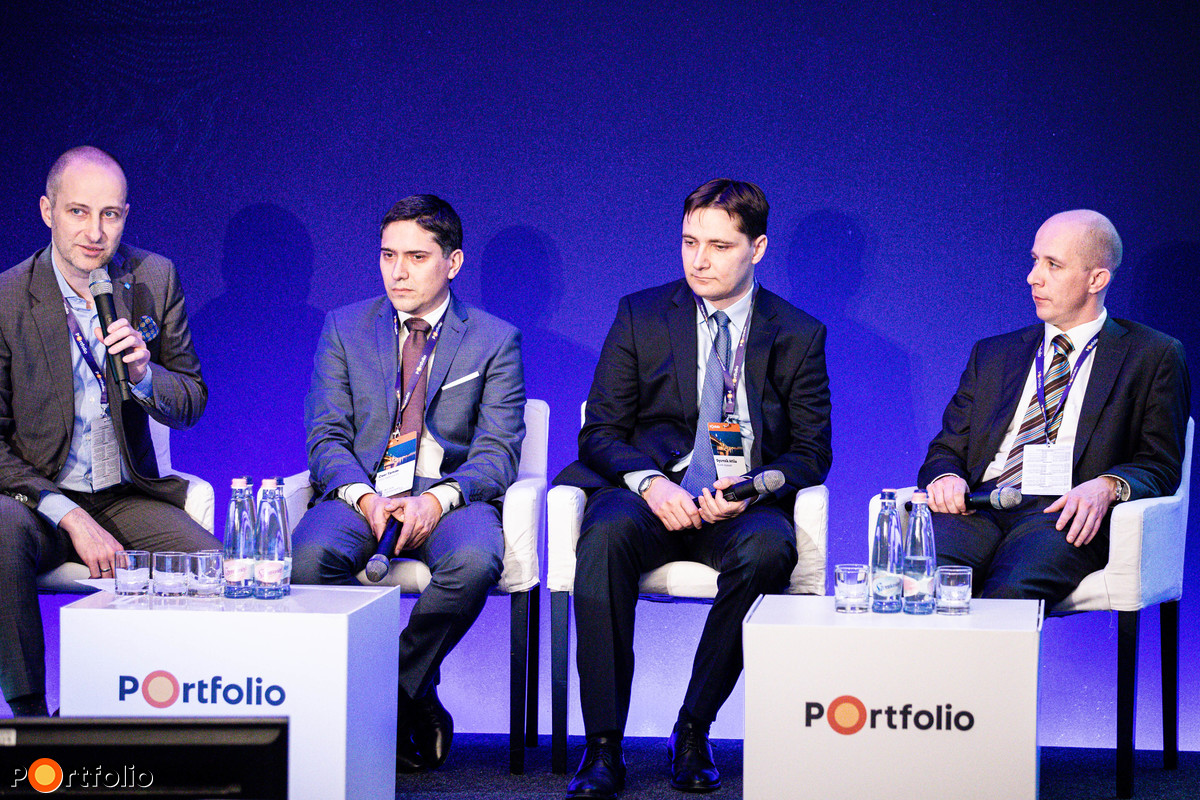 Successful Hungarian portfolio managers share their expectations and investment ideas for this year – Panel discussion.  Conversation participants:     Tamás Cser, Senior equity portfolio manager, Partner, Hold Alapkezelő Zrt.,     Attila Gyurcsik, Chief Investment Officer, Accorde Fund Management Plc.,     Péter Vécsei, intézményi vagyonkezelésért felelős vezető, MKB-Pannónia Alapkezelő