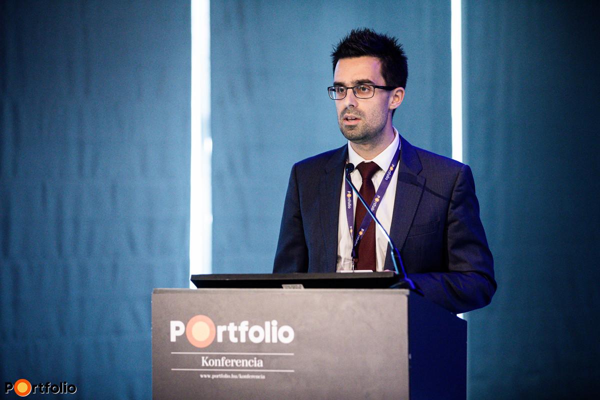 Dávid Munkácsi, portfóliómenedzser, Generali Alapkezelő:   Innovation-driven stocks
