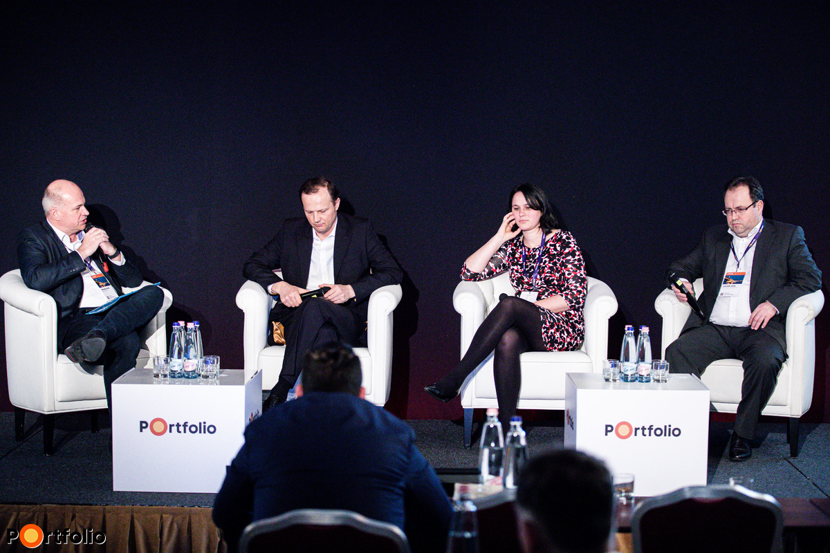 5% risk-free yield: will Hungarian fund managers be able to keep up this year? - Panel discussion.  Conversation participants:      Botond Bilibók, CEO, Hold Alapkezelő,     Noémi Pallos, CFA, Deputy-CEO, Diófa Alapkezelő,  Attila Dzsubák, Investment Director, MKB-Pannónia Alapkezelő