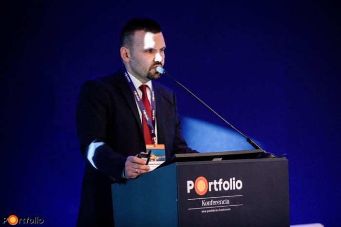 Szabolcs Sztakó, Senior sales manager, Erste Alapkezelő:Megatrends in investments: 5 megatrends from 5 sectors
