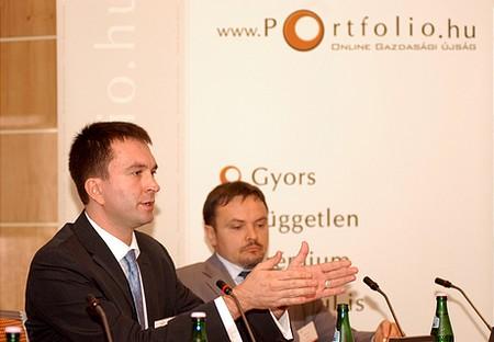 A középtávú stratégiáról - Széphalmi Géza, AIG New Europe Fund (Portfolio.hu Pénzügyi Konferencia)