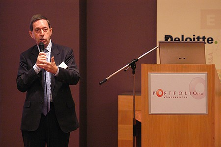 Romániában például - Robert Luke, President of the South Eastern Europe\'s Private Equity